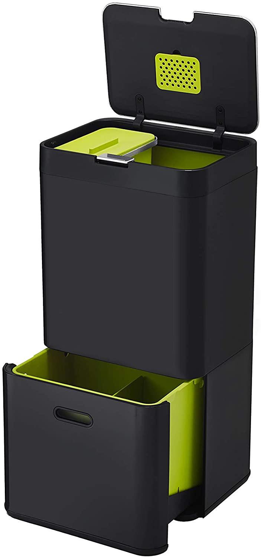 Joseph Joseph Luxury compartment bin with odour filter