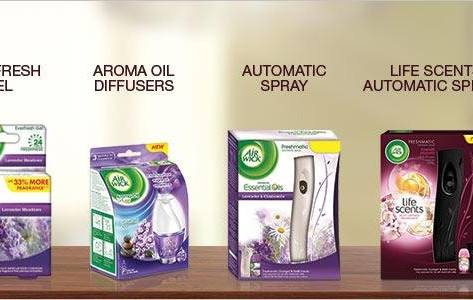 AirWick: The Best Way to Keep your Kitchen Smelling Beautiful?