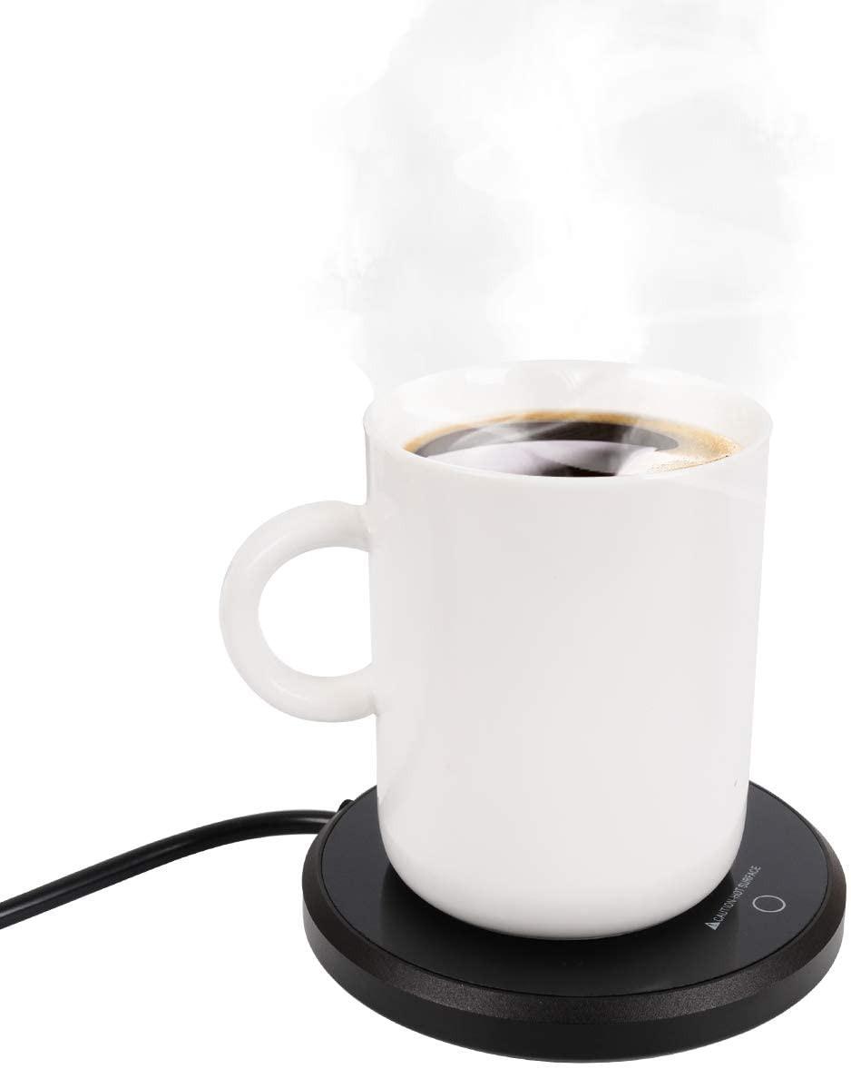 Coffee mug warmer plate on Amazon
