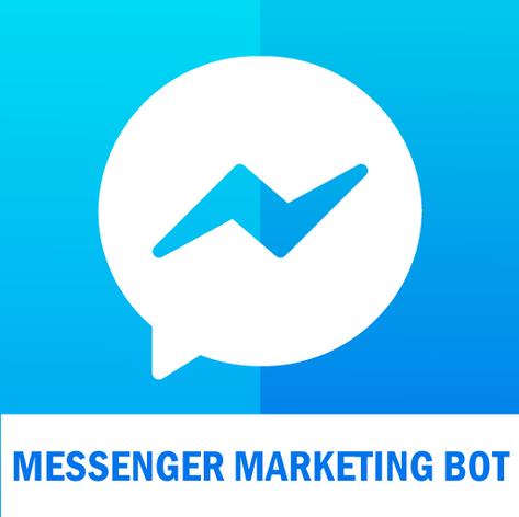 Messenger Marketing Bot