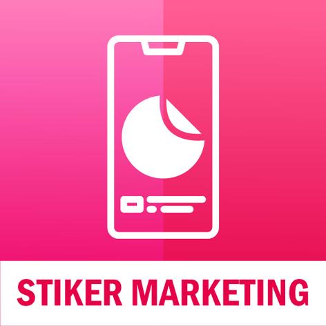 Stiker Marketing