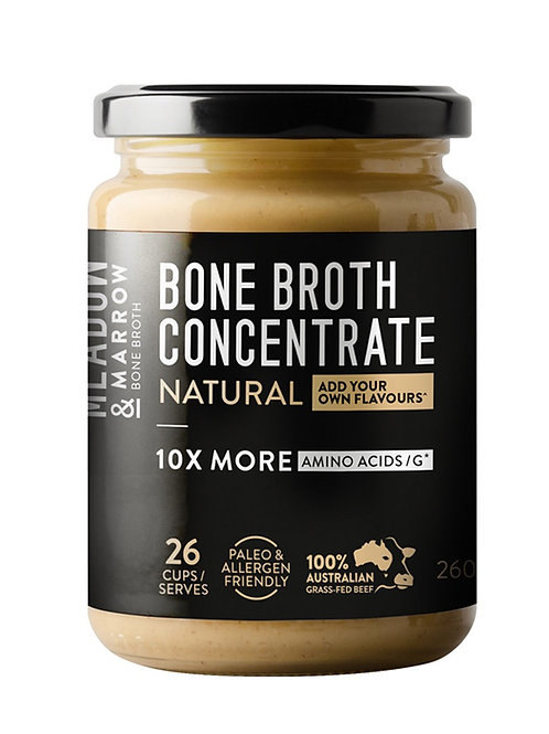 Bone broth concentrate - Natural