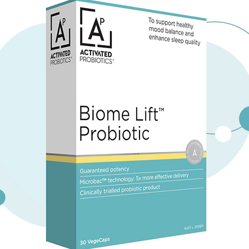 Biome Lift probiotic