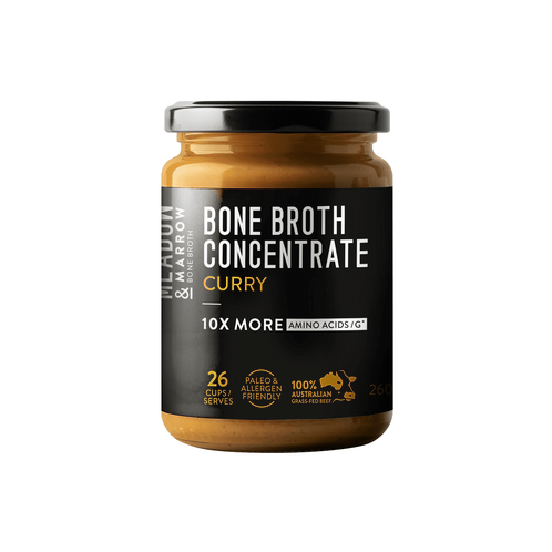 Bone both concentrate -Curry
