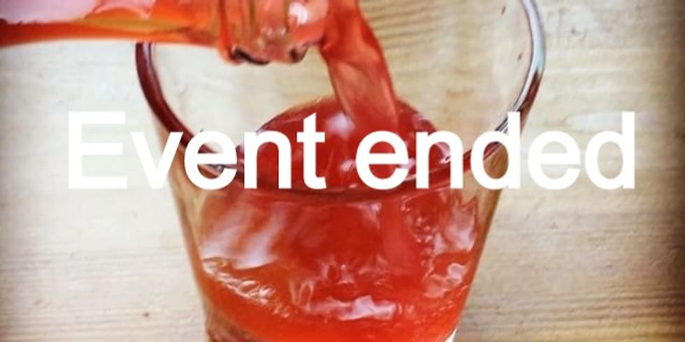 Fermented drinks workshop