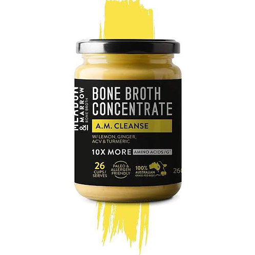 Bone both concentrate - AM cleanse