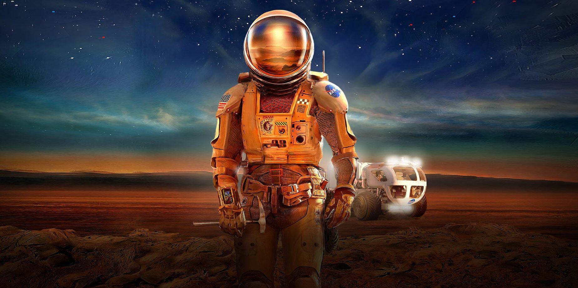 Futuro en Marte