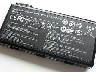 Como usar e preservar a bateria do notebook
