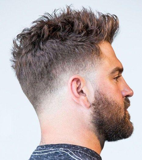 Men's Haircut / Corte Hombre
