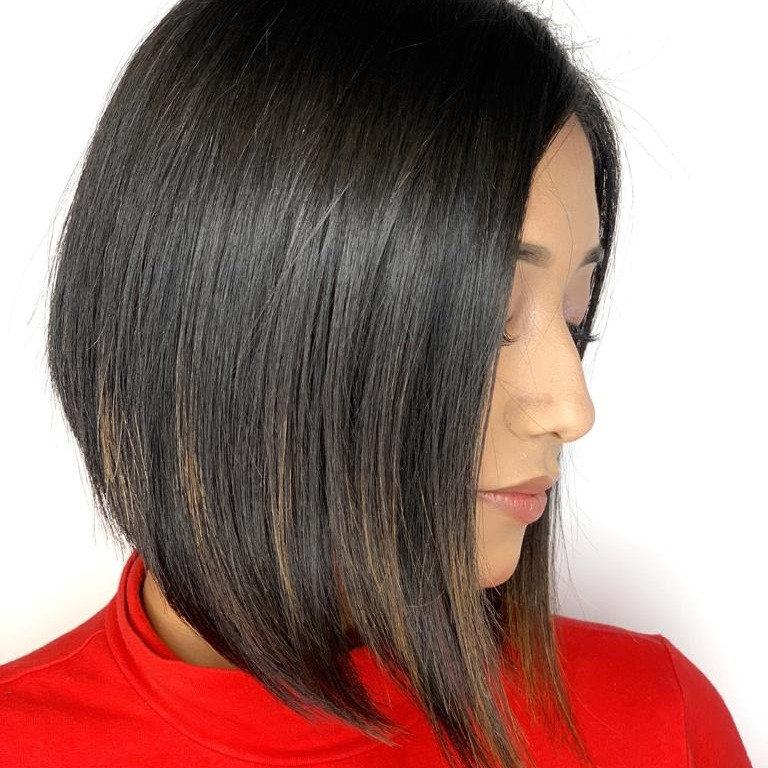 Woman Haircut / Corte Mujer