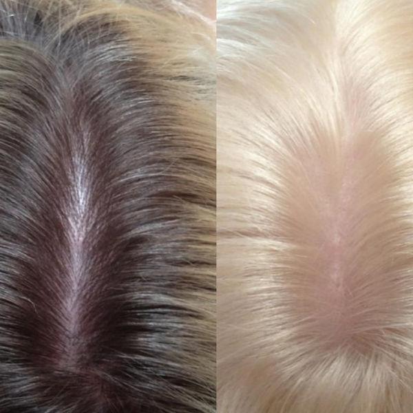 Roots touch up Blonde/Raiz c/Decolor...