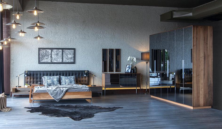 Silver Yatak Odası