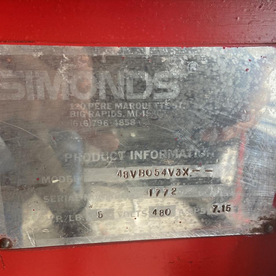 Simonds VB 48 usagé