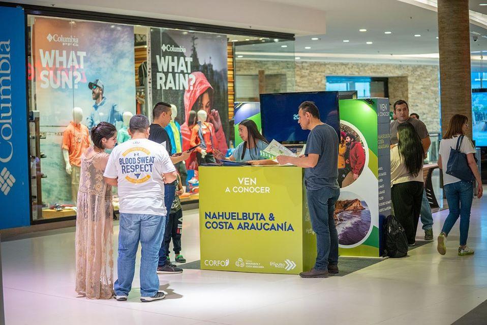 Empresarios de Nahuelbuta y Costa Araucanía promueven destino en Argentina