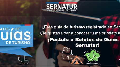 PER Nahuelbuta y Costa Araucanúa y Sernatur apoyan a guías de turismo