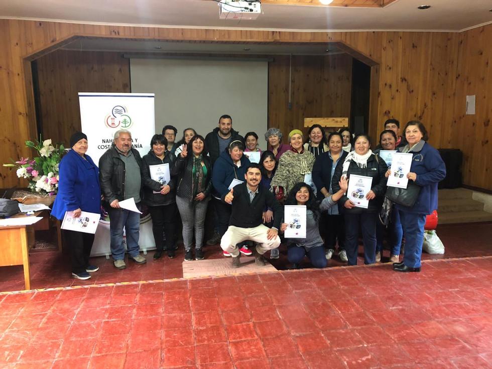 PER Nahuelbuta y Costa Araucanía realiza capacitaciones para empresarios turísticos