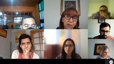 Se llevó a cabo reunión del Comité Gestor de Capital Humano del PER Nahuelbuta y Costa Araucanía