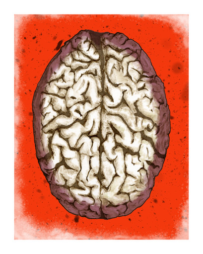 Just the brain