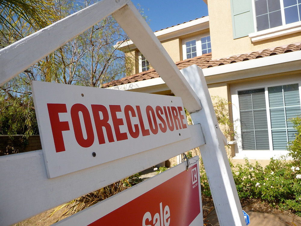 Foreclosure Kiki Berg Mortgage Diva