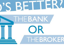 Using a Bank vs a Mortgage Broker for your mortgage...use both!