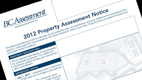 How your property tax assessment impacts your property taxes