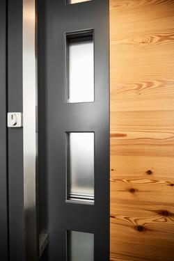 Rieder costum entry door