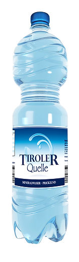 TIROLER Quelle prickelnd