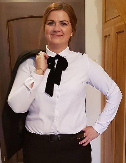 Zdjęcie - dyrektor Szkoły Podstawowej w Kikole - mgr Ewa Irena Żuchowska