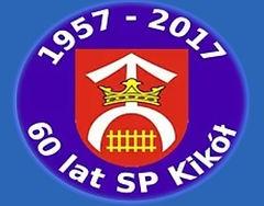 Logo z okazji sześćdziesięciolecia Szkoły Podstawowej w Kikole