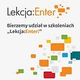 Logo strony lekcjaenter.pl