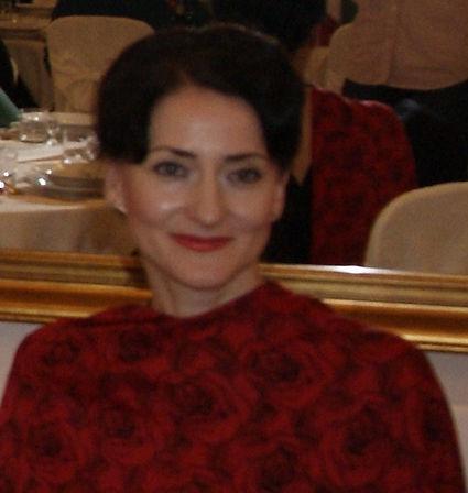 Zdjęcie pedagoga szkolnego. Pedagog mgr Barbara Głusińska - Polak