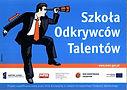 Logo Szkoła Odkrywców Talentów