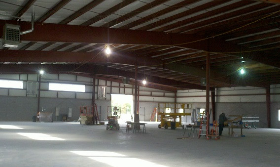 Bloomberg Maintenance Warehouse - Dayton, NJ
