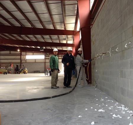 Bloomberg Maintenance Warehouse