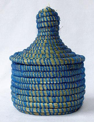 Small Lidded Basket