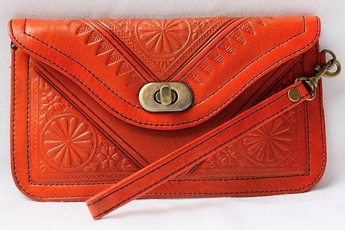 Handmade Moroccan Wallet / Medium
