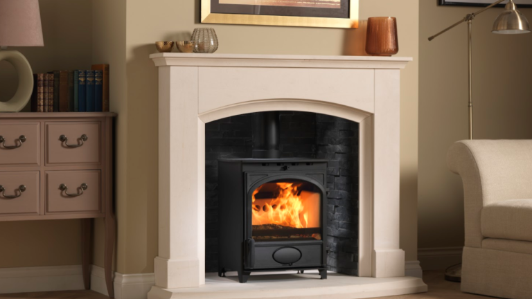 Fireline 5kw Wide Stoves