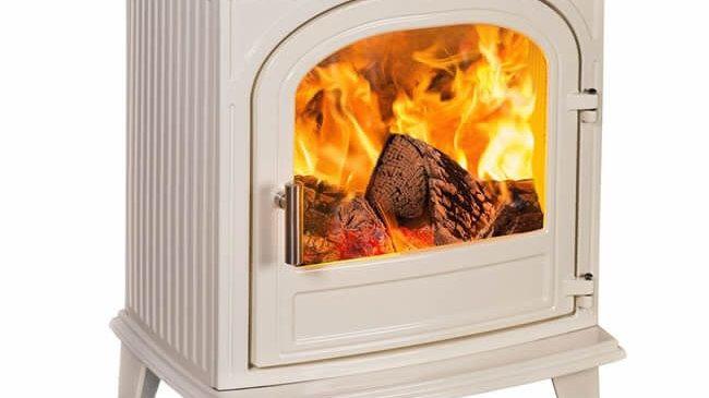CLEANBURN NORDSTRAND 5 WOOD BURNING STOVE - EX DRY DISPLAY