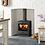 Thumbnail: Yeoman CL5 Multi-Fuel Stove - EX DRY DISPLAY