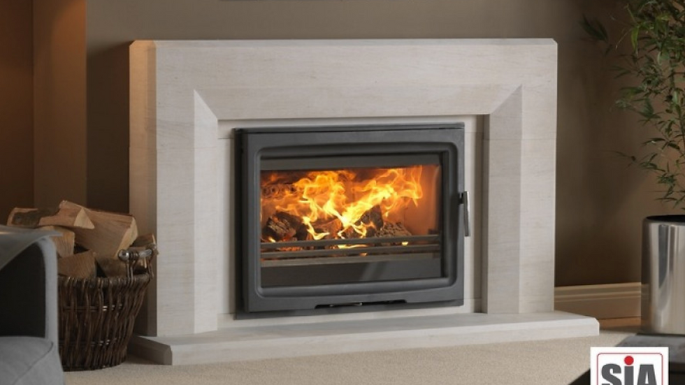 PUREVISION PV85I HD HIGH DEFINTION MULTIFUEL STOVE