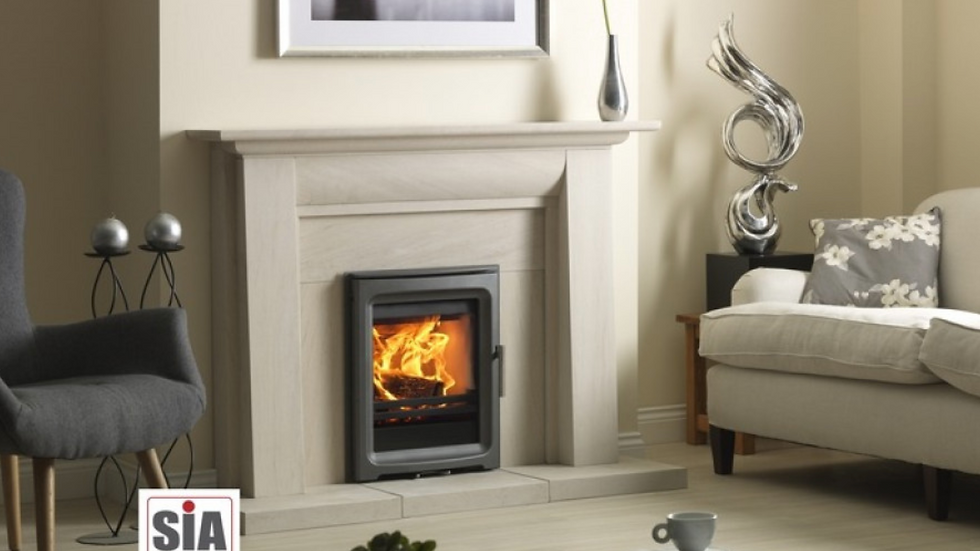 PUREVISION PV5I HD HIGH DEFINTION INSET MULTIFUEL STOVE