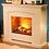 Thumbnail: Dimplex Alameda Opti-Myst Electric Fireplace Suite
