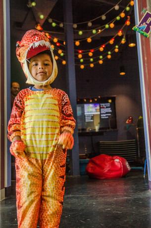 Birthday Dino Boy