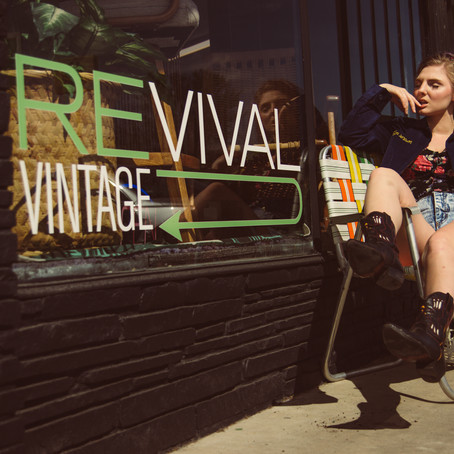 International Women's Day - Revival Vintage