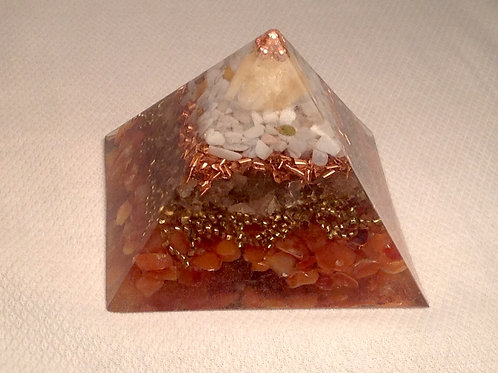 Medium Pyramid - 1