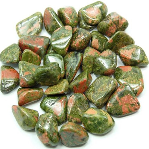 Unakite Approximately 3/4""