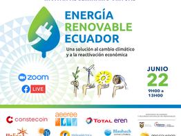 POST SEMINARIO invitan ENERGIA RENOVABLE