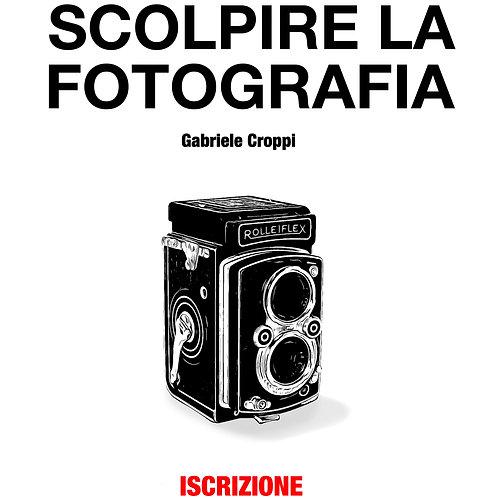ISCRIZIONE CORSO SCOLPIRE LA FOTOGRAFIA_DOMODOSSOLA