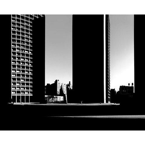 SILVER TOWERS #01