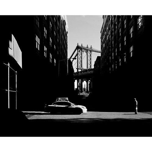 MANHATTAN BRIDGE #01